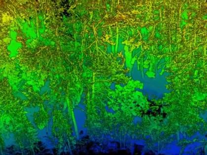 3D skenování se ZEB-REVO v exteriérech: lesy, otevřená prostranství i antické památky