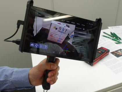 Recenze: 3D skener DotProduct DPI-8