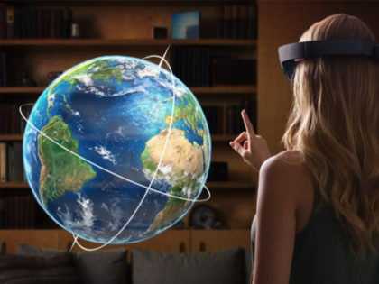 Jaký bude mít význam virtuální realita v geodézii?