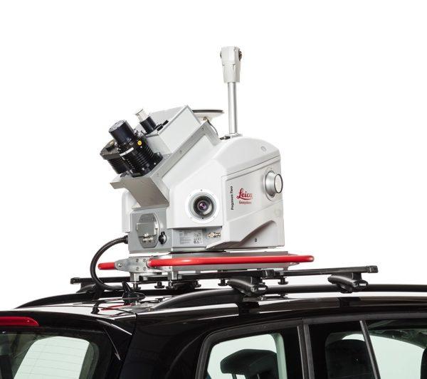 Příslušenství pro laserové skenery