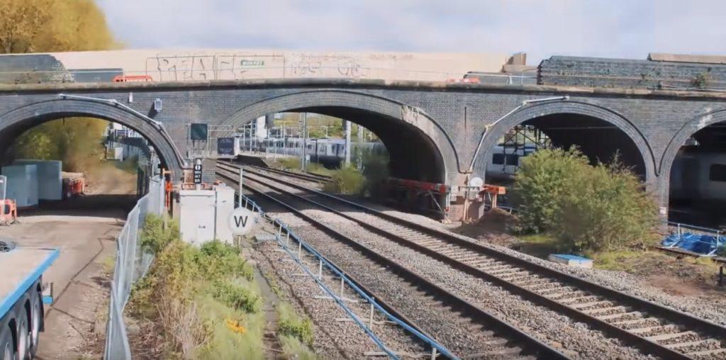 Senceive – monitoring mostu Ford End Road