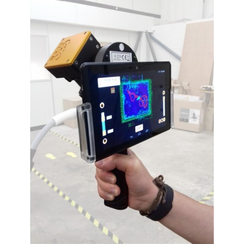 Další mobilní laserový skener GeoSLAM ZEB REVO RT úspěšně předám zákazníkovi