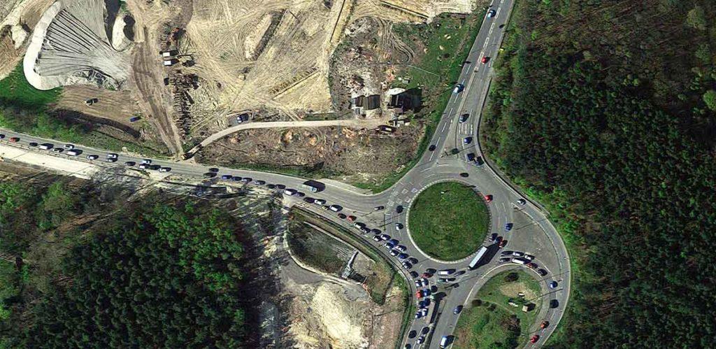 Jak monitorovat strukturu nového silničního mostu?