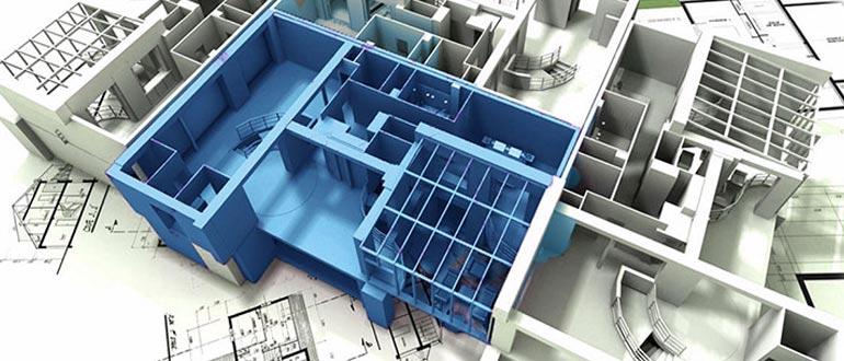 Laserové skenování v architektuře a stavebnictví