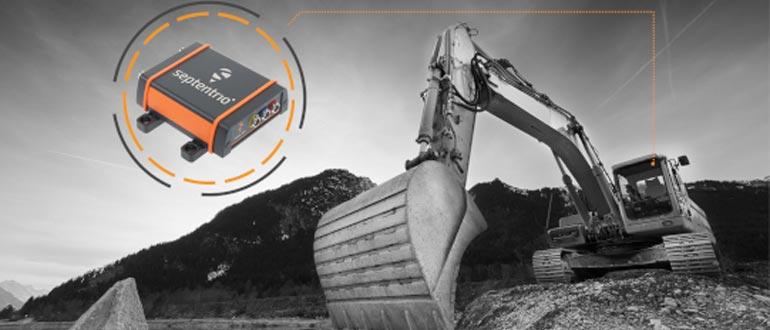 Septentrio AsteRx SB3: GNSS přijímač nové generace v odolném krytu